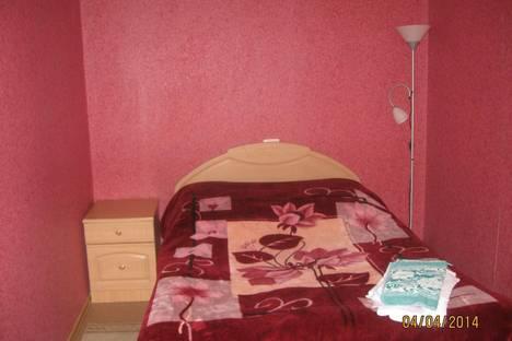 Сдается 2-комнатная квартира посуточно в Рыбинске, ул. Луначарского, 27.