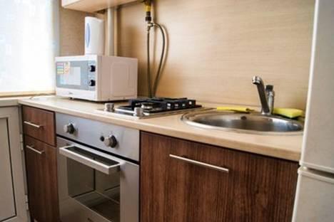 Сдается 3-комнатная квартира посуточно в Кемерове, ул.Весенняя 19а.