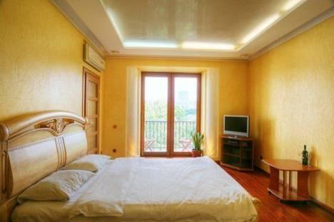 Сдается 1-комнатная квартира посуточно в Киеве, Прорезная 10.