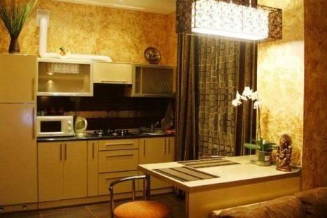 Сдается 1-комнатная квартира посуточно в Киеве, Трёхсвятительская 9.