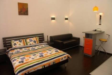 Сдается 1-комнатная квартира посуточно в Киеве, Саксаганского, 12-А.