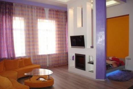 Сдается 1-комнатная квартира посуточно в Киеве, Саксаганского 33.
