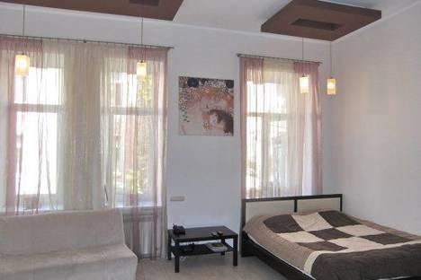Сдается 1-комнатная квартира посуточно в Киеве, Рейтарская 25.