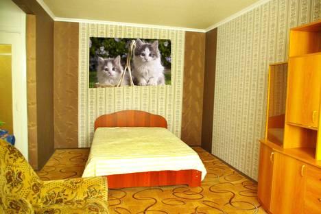 Сдается 1-комнатная квартира посуточнов Чебоксарах, Эгерский бульвар, 15.