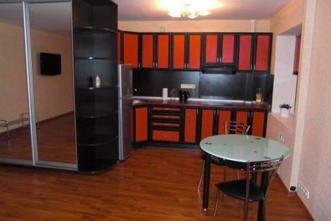 Сдается 2-комнатная квартира посуточно в Киеве, Леси Украинки 3.
