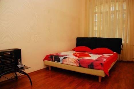 Сдается 2-комнатная квартира посуточно в Киеве, Софиевская 4.