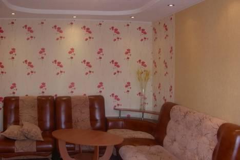 Сдается 2-комнатная квартира посуточно в Норильске, ул. Талнахская, 41.