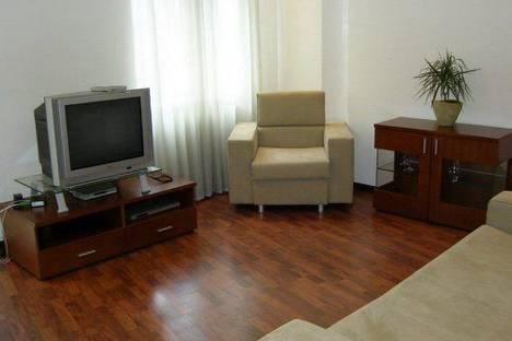 Сдается 2-комнатная квартира посуточно в Киеве, Владимирская 45.