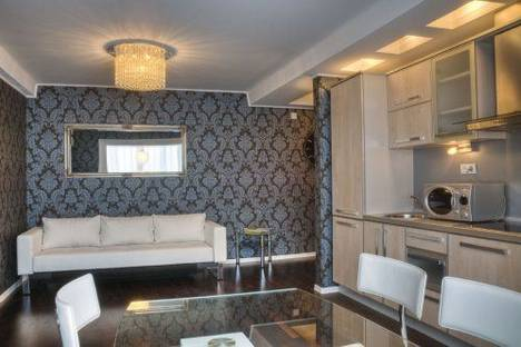 Сдается 2-комнатная квартира посуточно в Киеве, Красноармейская 45.