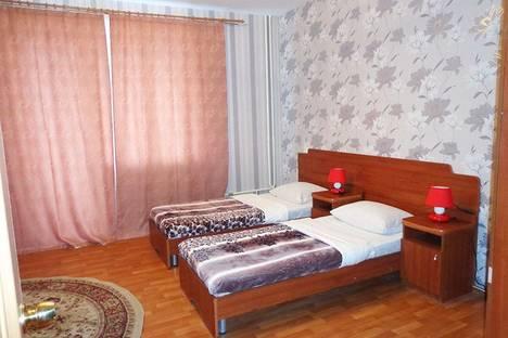 Сдается 2-комнатная квартира посуточно в Магнитогорске, проспект Ленина, 137.
