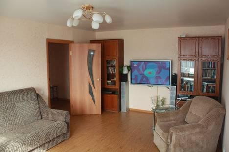 Сдается 3-комнатная квартира посуточно в Петрозаводске, Московская д.10.
