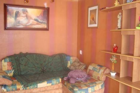 Сдается 2-комнатная квартира посуточно в Орле, ул. Комсомольская, 236.