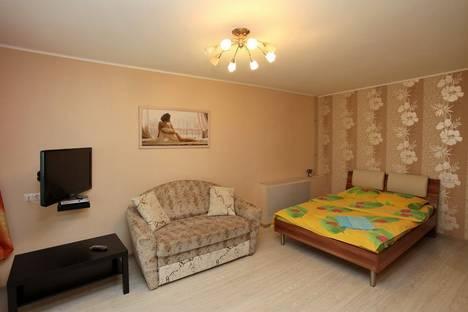Сдается 1-комнатная квартира посуточно в Дзержинске, проспект Чкалова, 53а.