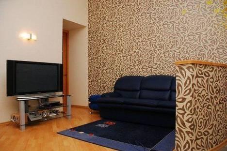 Сдается 3-комнатная квартира посуточно в Киеве, Пушкинская 41.