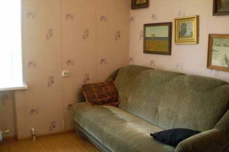 Сдается 1-комнатная квартира посуточнов Чебоксарах, ул. Космонавта Николаева А.Г., 39.