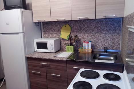 Сдается 2-комнатная квартира посуточно в Екатеринбурге, переулок Утренний, 7.