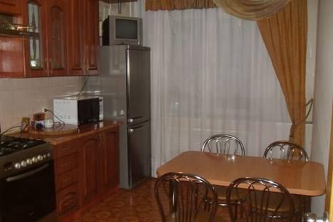 Сдается 3-комнатная квартира посуточно в Твери, проспект Чайковского, 44.