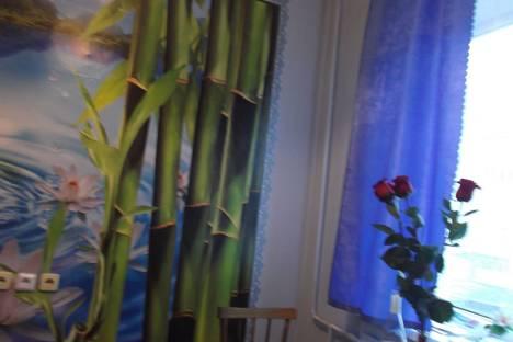 Сдается 2-комнатная квартира посуточно в Ухте, проезд Строителей дом 37.