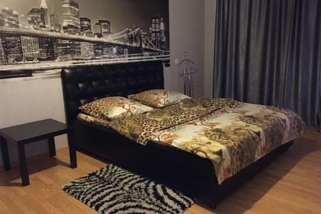 Сдается 1-комнатная квартира посуточнов Пензе, Терновского 156а.