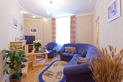 Сдается 2-комнатная квартира посуточно в Минске, Карла Маркса 39.