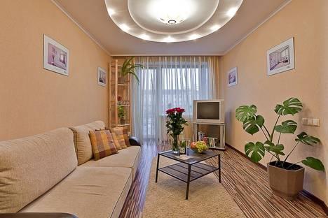 Сдается 2-комнатная квартира посуточно в Минске, Независимости 52.