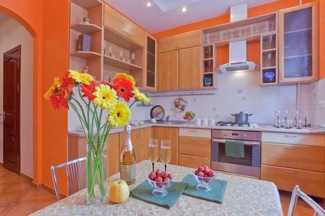 Сдается 2-комнатная квартира посуточно в Минске, Свободы 5.