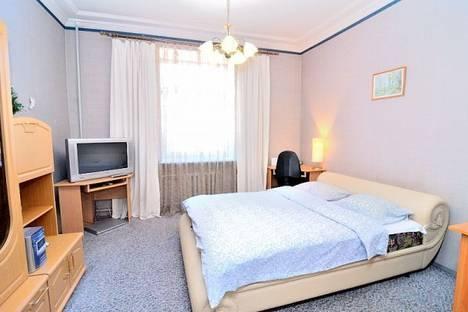 Сдается 1-комнатная квартира посуточнов Минске, Ленина 5.