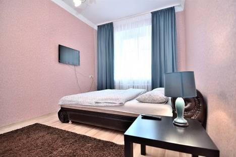 Сдается 1-комнатная квартира посуточнов Минске, Ленина 6.