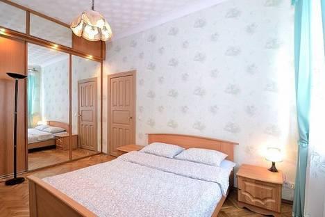 Сдается 3-комнатная квартира посуточно в Минске, Карла Маркса 21.