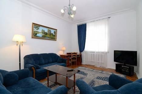Сдается 3-комнатная квартира посуточнов Минске, Ленина 5.