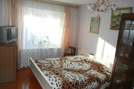 Сдается 1-комнатная квартира посуточнов Воронеже, ул. Юлюса Янониса, 24.