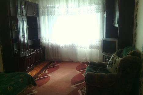 Сдается 1-комнатная квартира посуточнов Новороссийске, Карамзина 43.