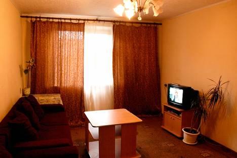 Сдается 1-комнатная квартира посуточнов Тюмени, ул. 50 лет Октября 36а.