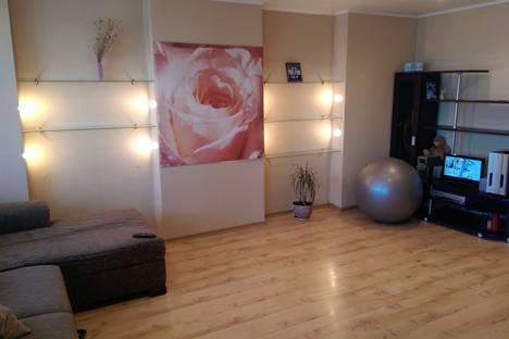 Сдается 1-комнатная квартира посуточнов Оренбурге, проспект Победы, 166.
