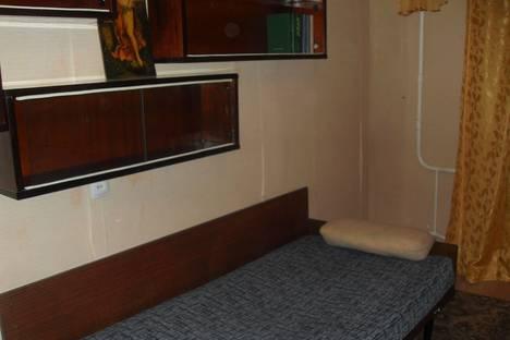 Сдается 2-комнатная квартира посуточно в Твери, ул. Склизкова, 70.