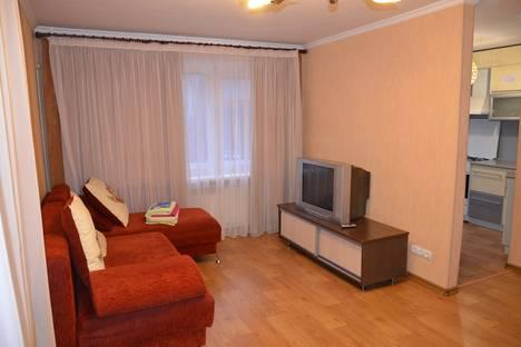 Сдается 1-комнатная квартира посуточнов Тюмени, рижская,58(3).