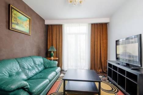 Сдается 2-комнатная квартира посуточно в Минске, Ленинградская 1 А.
