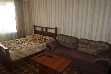 Сдается 1-комнатная квартира посуточнов Нальчике, ул. Чернышевского, 270.