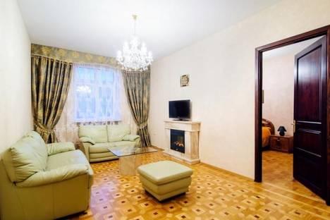 Сдается 3-комнатная квартира посуточно в Минске, Ленина 8.