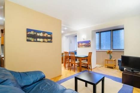 Сдается 3-комнатная квартира посуточно в Минске, Обойная дом 4 корпус 1.
