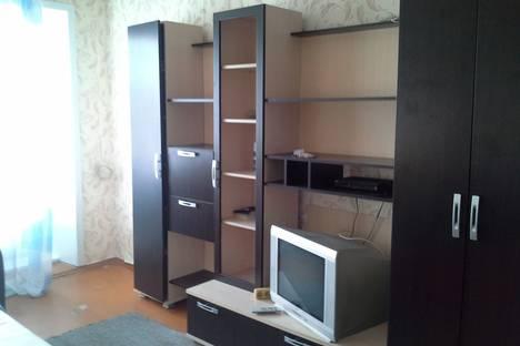 Сдается 1-комнатная квартира посуточно в Архангельске, ул. Воскресенская, 95/1.