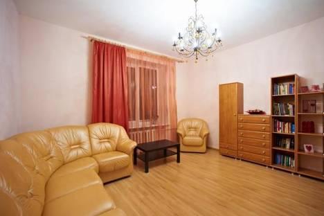 Сдается 3-комнатная квартира посуточно в Минске, Козлова 9.