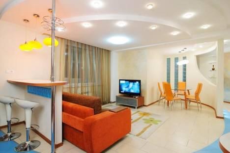 Сдается 4-комнатная квартира посуточно в Минске, Сурганова 27.