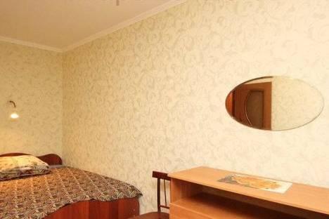 Сдается 1-комнатная квартира посуточно в Анапе, ул. Новороссийская, 261.