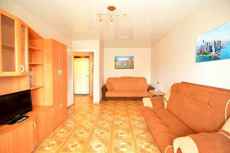Сдается 1-комнатная квартира посуточнов Хабаровске, Амурский бульвар, 64.