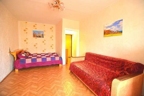 Сдается 1-комнатная квартира посуточнов Хабаровске, Калинина, 138.