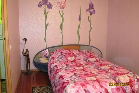 Сдается 1-комнатная квартира посуточно в Норильске, Орджоникидзе 10-А.