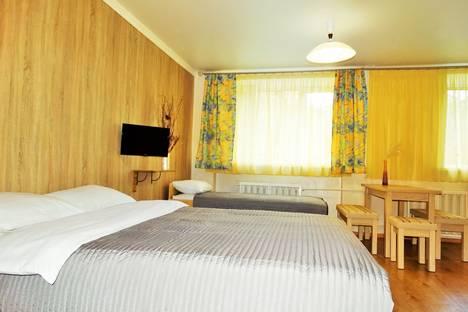 Сдается 1-комнатная квартира посуточнов Щёкине, ул. Фрунзе,24.