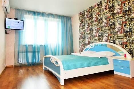 Сдается 1-комнатная квартира посуточно, ул. Металлургов, 106.
