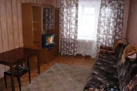Сдается 2-комнатная квартира посуточно в Кинешме, ул. Гагарина, 5.